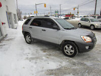 2006 Kia Sportage LX - FULLY LOADED - AWD