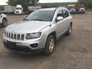 2014 Jeep Compass North VUS En Super Condition