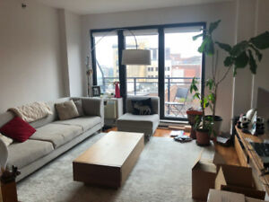 Spacious and Luminous 3.5 condo in Griffintown (Lowney)