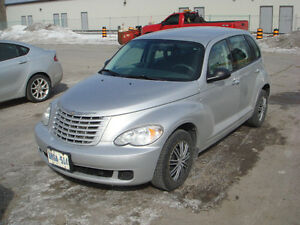 2009 Chrysler PT Cruiser SUV, Crossover