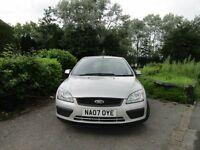Ford Focus 1.6 LX (aluminium/silver) 2007