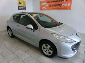 2008 Peugeot 207 1.4 75 Sport Cielo ***BUY FOR ONLY £12 PER WEEK***