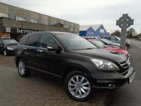 2011 (61) HONDA CRV 2.0 VTEC AUTOMATIC ES Auto H/Seats Climate Cruise Black