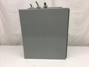 Panneau contrôle Électrique / Electrical Control Panel 3R #43317