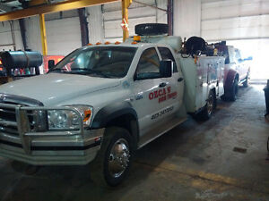 2008 Sterling Service Truck with Complete Mechanics Body