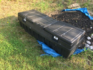 WORK BOX PICKUP TRUCK TOOL BOX