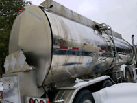 Stainless Steel Truck Tank  Peterborough Peterborough Area Preview