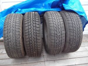 set of ford alloy wheels