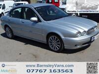 2007 57 JAGUAR X-TYPE 2.0 DIESEL S LEATHER AIR CON LOOKED AFTER
