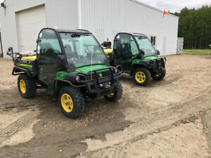825i John Deere Gator with GPS equipped sprayer