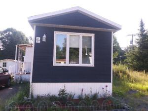 Maison mobile à déplacer