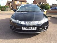 Honda Civic 1.4 DSI SE 2006