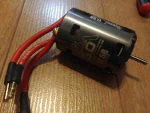 Sensored Brushless Motor for 1/10th RC Car