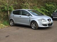 Seat Altea 1.6 16v 2005 For Breaking