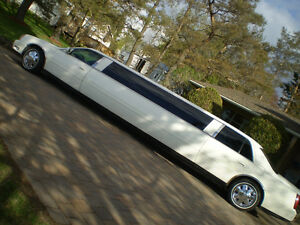 CITY VIEW CADILLAC & LINCOLN LIMOUSINES AT 383-3296