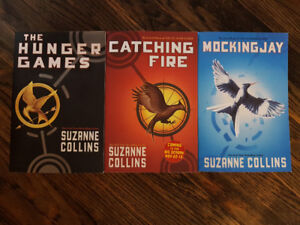 Suzanne Collins - The Hunger Games, Catching Fire, Mocking Jay