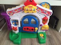 Kids fisher price house
