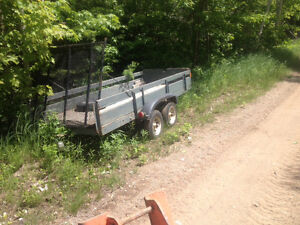 Two trailers for sale