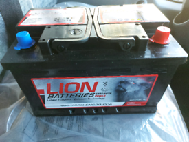Car/Van battery