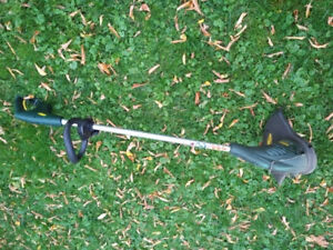 $20 for broken weed eater electric trimmer