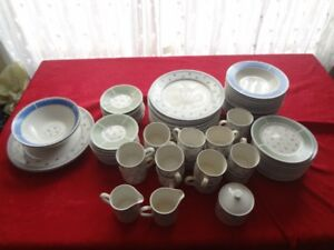 Set of Dishes originally purchased at Stokes