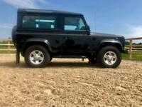 2006 Land Rover Defender XS Station Wagon Td5 rare in black Immaculate cond...