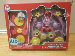 Tea Play Set New in box