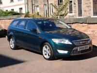 FINANCE AVAILABLE! 2008 FORD MONDEO 2.0 TDCi TITANIUM ESTATE 5dr AUTO FSH