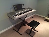 Yamaha Portable Grand Piano DGX-230