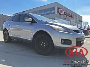 2008 Mazda CX-7 GT   FWD   Turbo   AS-IS