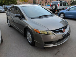 2008 Honda Civic Sedan- Auto - CERTIFIED