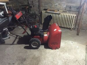 SNOWBLOWER 5HP 24 INCH
