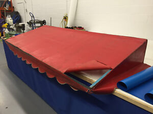 CANVAS AND VINYL REPAIRS, SCREENS,ZIPPERS,COVERS and MORE!!