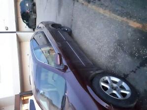 2000 Nissan Maxima GLE Sedan