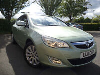 Vauxhall/Opel Astra 1.6i 16v Turbo ( 180ps ) 2011.5MY SE One Owner From New