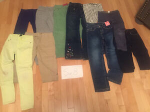Lot of Girls Clothes Size 8