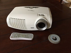 Optoma 1080p DLP Home Theater Projector (HD20)