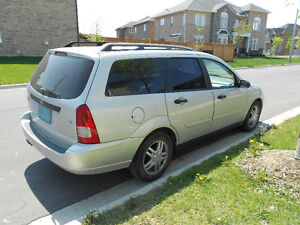 2001 Ford Focus Wagon CERTIFIED& ETEST