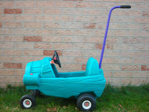 Little Tykes Push Car With Handle Belleville Belleville Area image 1