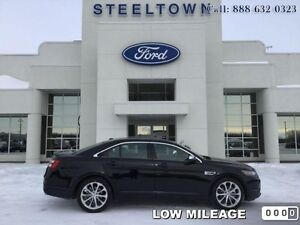 2016 Ford Taurus LIMITED AWD LEATHER/MOON   - Certified - $201.9