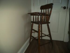 Dominion High Chair
