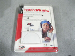 ADS Tech INSTANT MUSIC Recorder