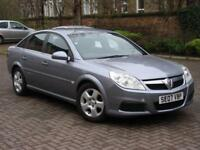 FINANCE AVAILABLE!!! 2007 VAUXHALL VECTRA 1.9 CDTi 120 EXCLUSIV 5dr,