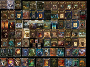 Looking for 3.0/3.5 RPG manuals