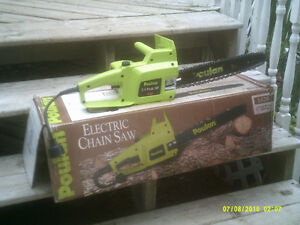 POULAN PRO ELECTRIC CHAINSAW Kawartha Lakes Peterborough Area image 2