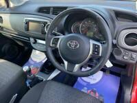 2014 Toyota Yaris 1.33 Icon+ (Smart pack) 5dr Hatchback Petrol Manual