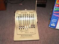 1967 paymaster in mint condition