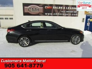 2015 Hyundai Genesis Sedan 3.8 Premium  AWD, NAV, ROOF, LEATHER,