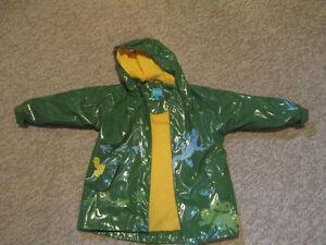 Childrens Place Rain Jacket