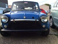 Classic mini 1275gt project £1200